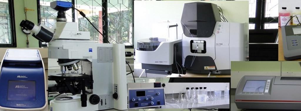 High tech Labaratories at KLARO SRI Kibos